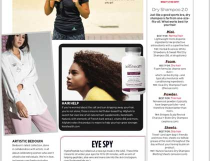 In the press – Hair help